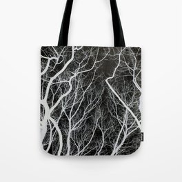 Abstract Tree Branches Tote Bag
