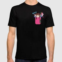 Pocket tank dva T-shirt