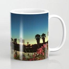Sunset near the lake Coffee Mug