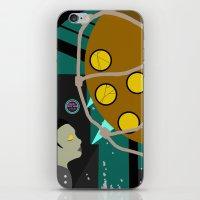 bioshock iPhone & iPod Skins featuring Bioshock by Chandler Payne