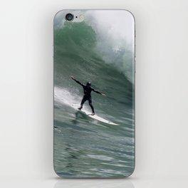 Big Wave Surfer iPhone Skin