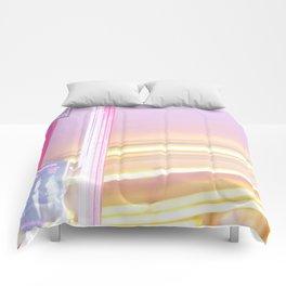 Pink in Paris 02 Comforters