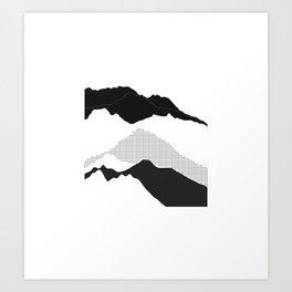 Closing Sequence Art Print