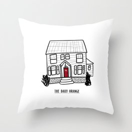 DO House Throw Pillow