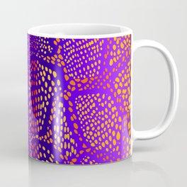 Colorful Snake Skin Coffee Mug
