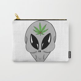 Third Eye Alien Carry-All Pouch