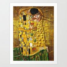 My Klimt Art Print