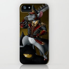 Commissar Mouse iPhone Case