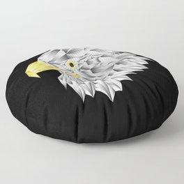 Bald Eagle Floor Pillow