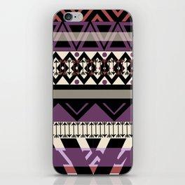 navajo blanket iPhone Skin