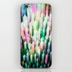 vivid quartz rising iPhone & iPod Skin