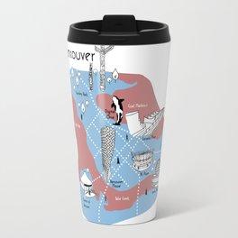 Mapping Vancouver - Original Travel Mug