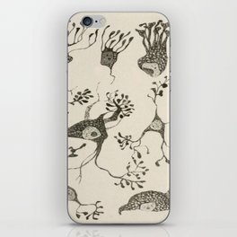 Neuron Cells iPhone Skin