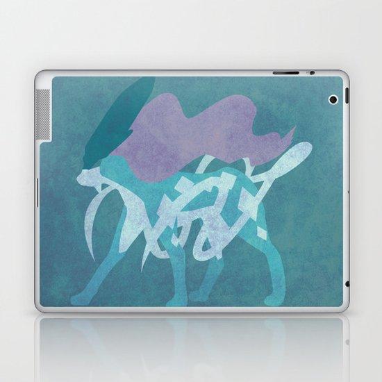 Suicune Laptop & iPad Skin