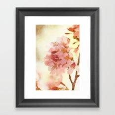 Soft and Breezy Framed Art Print