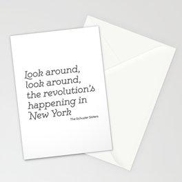 Revolution New York Stationery Cards