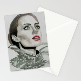 Queen Angie Stationery Cards