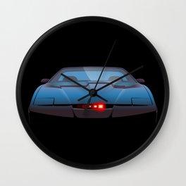 KITT Wall Clock