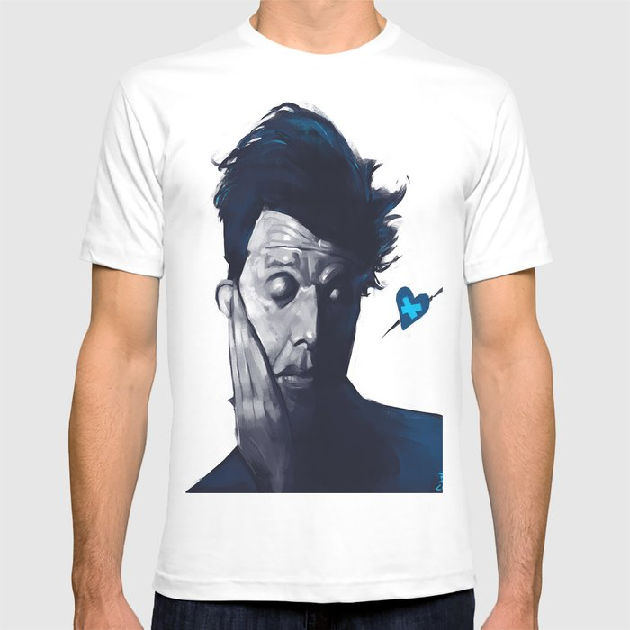 Tom Waits   Blue Valentines T Shirt