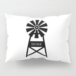 Farmhouse Windmill Pillow Sham
