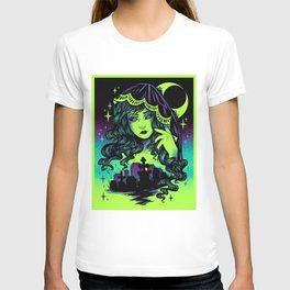 Grave Spirit Color T-shirt