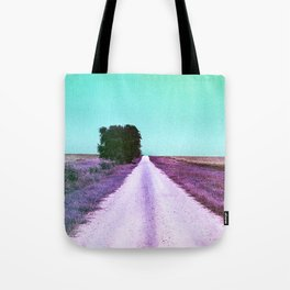 In Them Old Cotton Fields Back Home - 002 Tote Bag