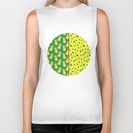 Pineapple fever Biker Tank