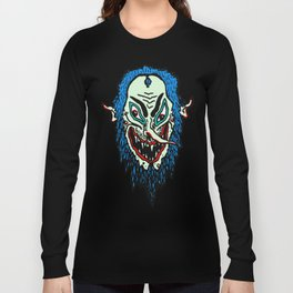 Lord Wizard Head Long Sleeve T-shirt