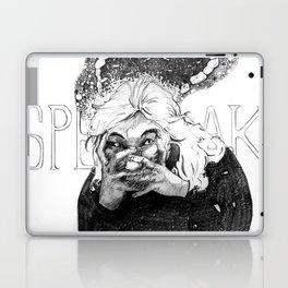 Speak of the Devil Laptop & iPad Skin
