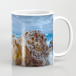 Desert Beach Coffee Mug