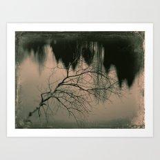 Domaine Howard Art Print
