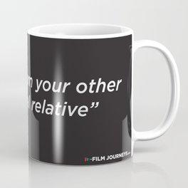 Film Journeys Misquotes: No Luke. I Am Your Other Parental Relative Coffee Mug