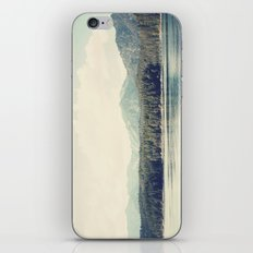 in the shadow of the alps ...  iPhone & iPod Skin