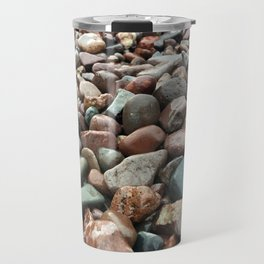 Lake Superior Rocks Travel Mug