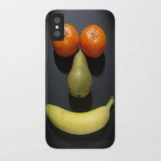 TOOTY FROOTY iPhone X Slim Case