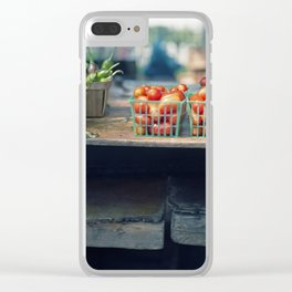 Market Clear iPhone Case
