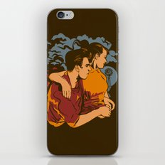 The Last Day Of Summer iPhone & iPod Skin