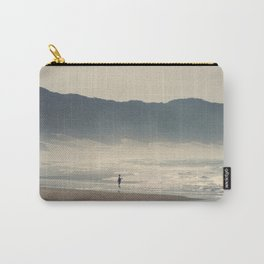 Fisherman at Cape Vidal Carry-All Pouch