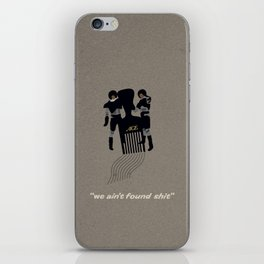 Spaceballs: Combing the Desert iPhone Skin