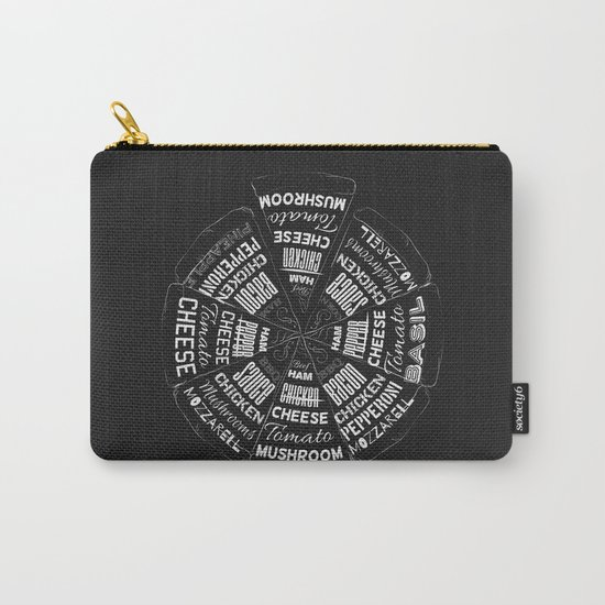 Choose a Slice Carry-All Pouch