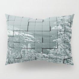 Winter collage Pillow Sham