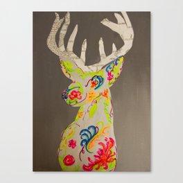 program deer Canvas Print