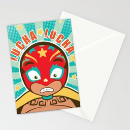 LUCHA LUCHA Stationery Cards