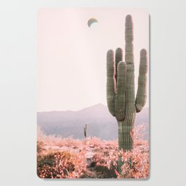 Vintage Cactus Cutting Board