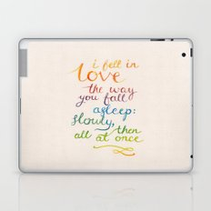 All At Once Laptop & iPad Skin