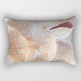 Conch Rectangular Pillow