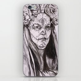 Study for Te Acuerde ( I Remember You) iPhone Skin