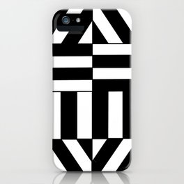 Hectic Harlequin iPhone Case