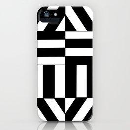 Hectic Harlequin iPhone Case