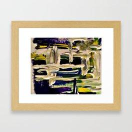 The Meiro Framed Art Print